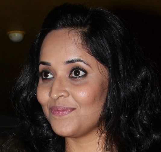 Tv Anchor Anasuya Face Closeup Without Makeup