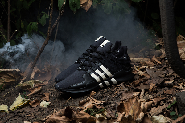 50cdb773b5a The EQT Support ADV is a recent modernization of the original 1993 EQT  Support. It takes the classic silhouette as a basis and brings it racing  into late ...