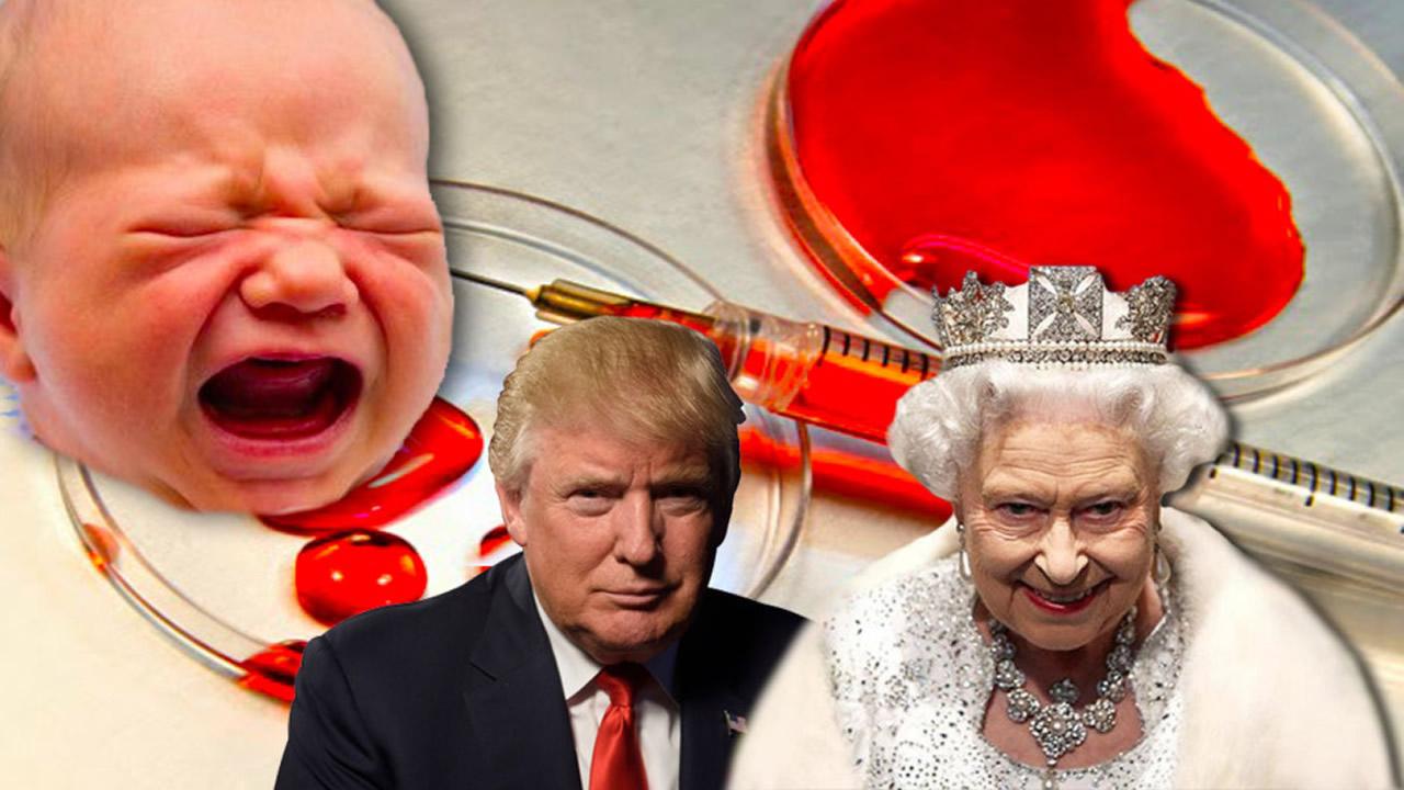 ¿Se están inyectando sangre de Bebé los líderes mundiales? El proyecto Ambrosía