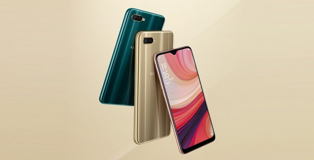 OPPO A7 Philippines
