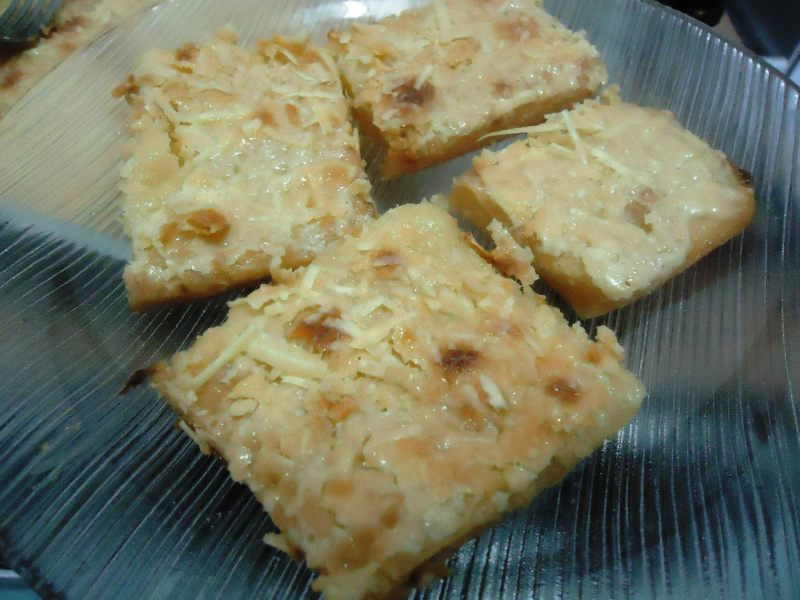 how to cook cassava cake