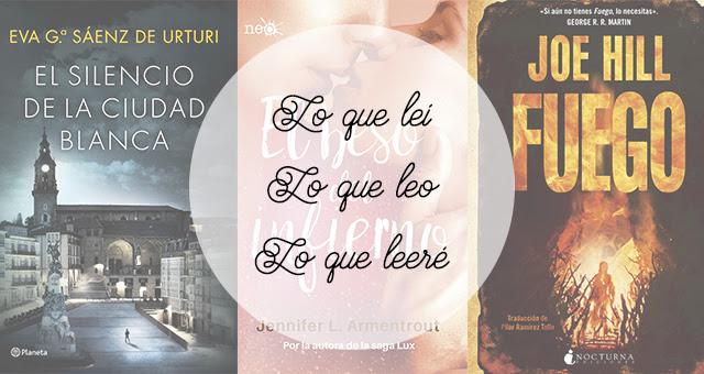 LLL | Leo, Leí, Leeré