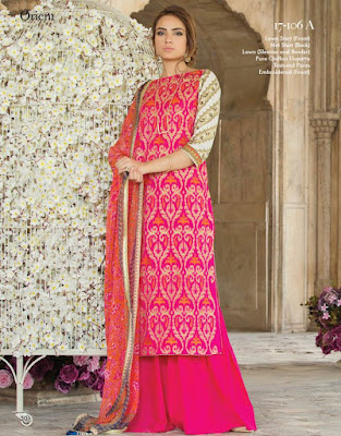 Orient-textile-summer-chiffon-embroidered-2017-collection-8