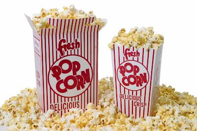 Popcorn damage teeth