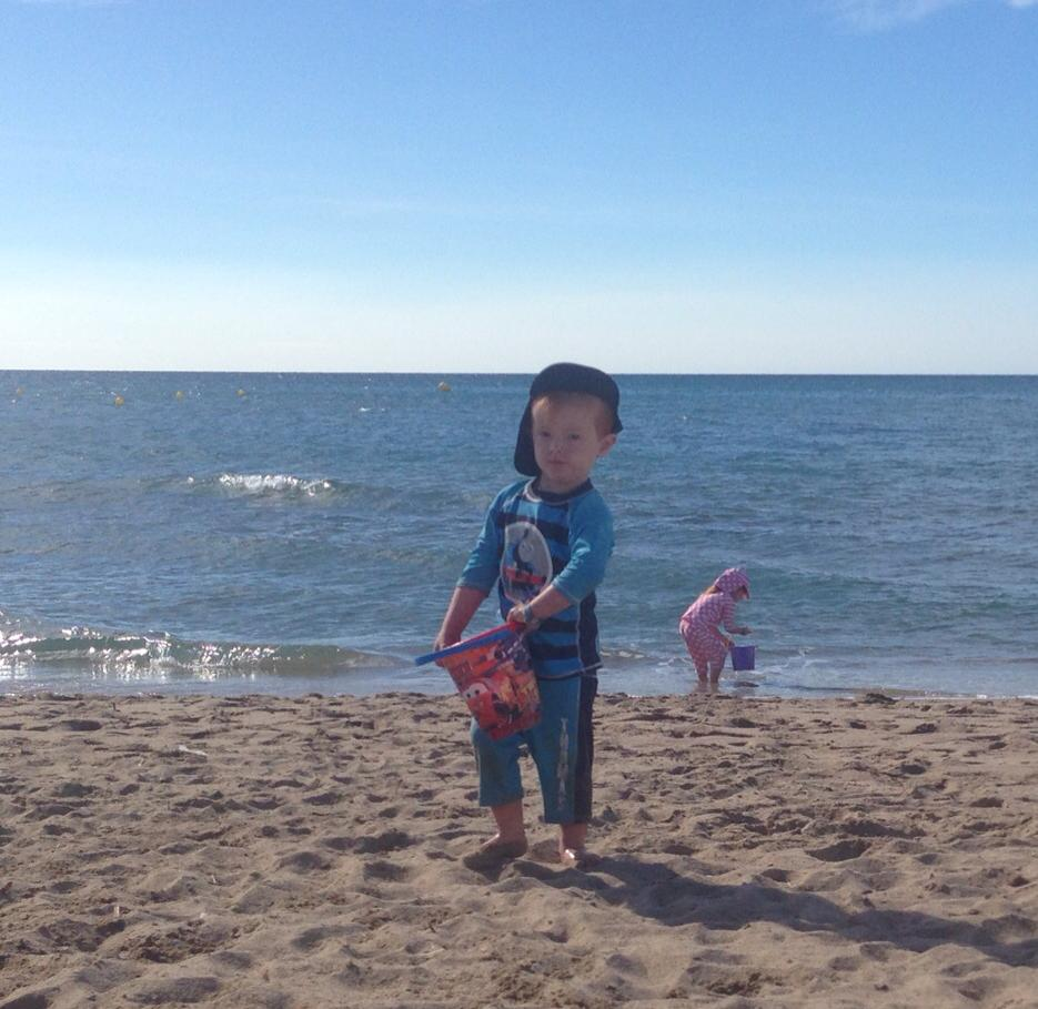 10 things that happen when on holiday with under 5s