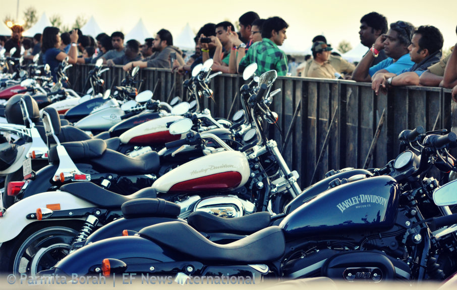 Harley Rock Riders Season 3, Bangalore, India - Parmita Borah photography