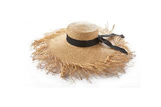Cappelli da donna tesa larga in paglia