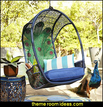 Swingasan® Peacock Hanging Chair