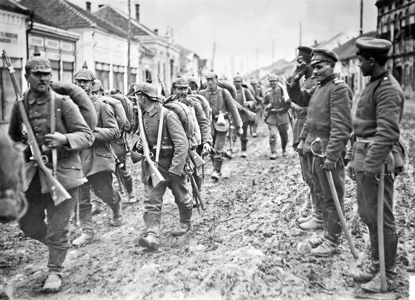 the experience of soldiers during wars World war i: soldier's experiences in wwi the soldiers of the war were about 8 million men surrendered and were held in pow camps during the war.