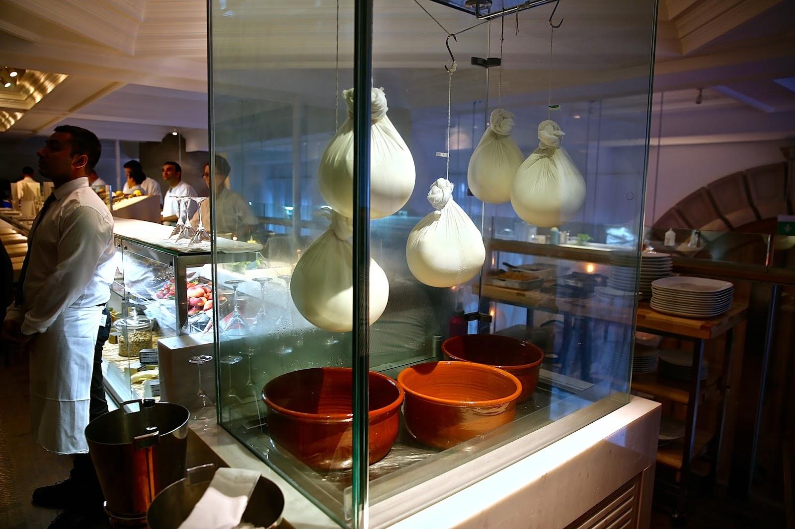 The London Foodie Estiatorio Milos Exquisite Greek Fine