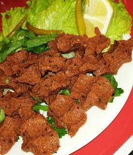 ankara el yapımı çiğ köfte ankara çiğ köfteci ankara çiğ köfte nerede yenir