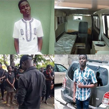 300-Level UNIBEN Student Dies After Urinating Blood (Photos)