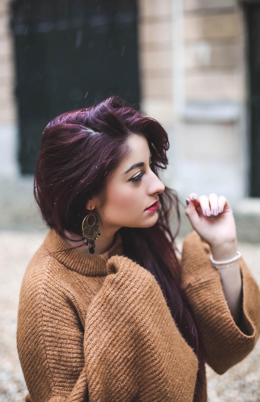 boucles d'oreille esprit bohème blog mode