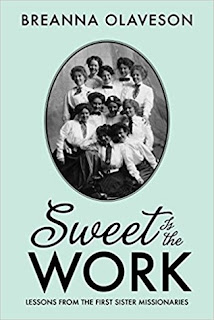 Heidi Reads... Sweet is the Work by Breanna Olaveson