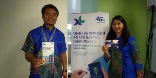 Cara Mudah migrasi Ganti Sim XL 4G