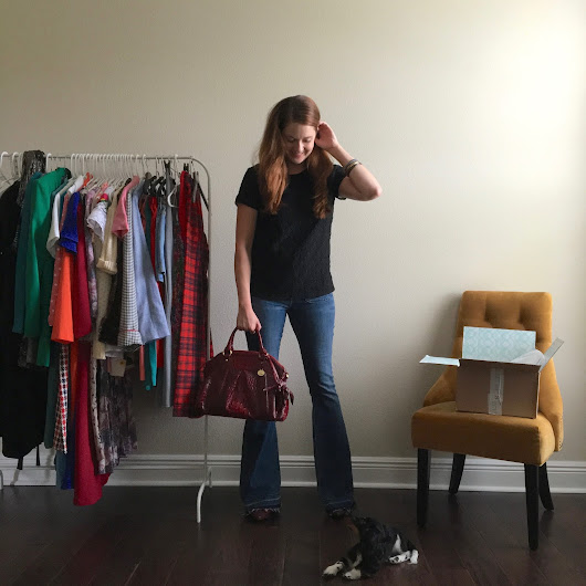 Stitch Fix September 2016 Reveal & Review