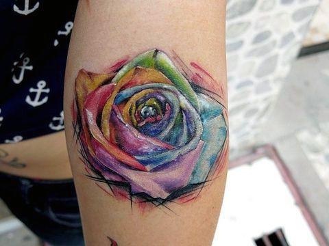 Tatuaże Galeria Zdjęć Z Tatuażami Wzory Tatuaży Tatuaże