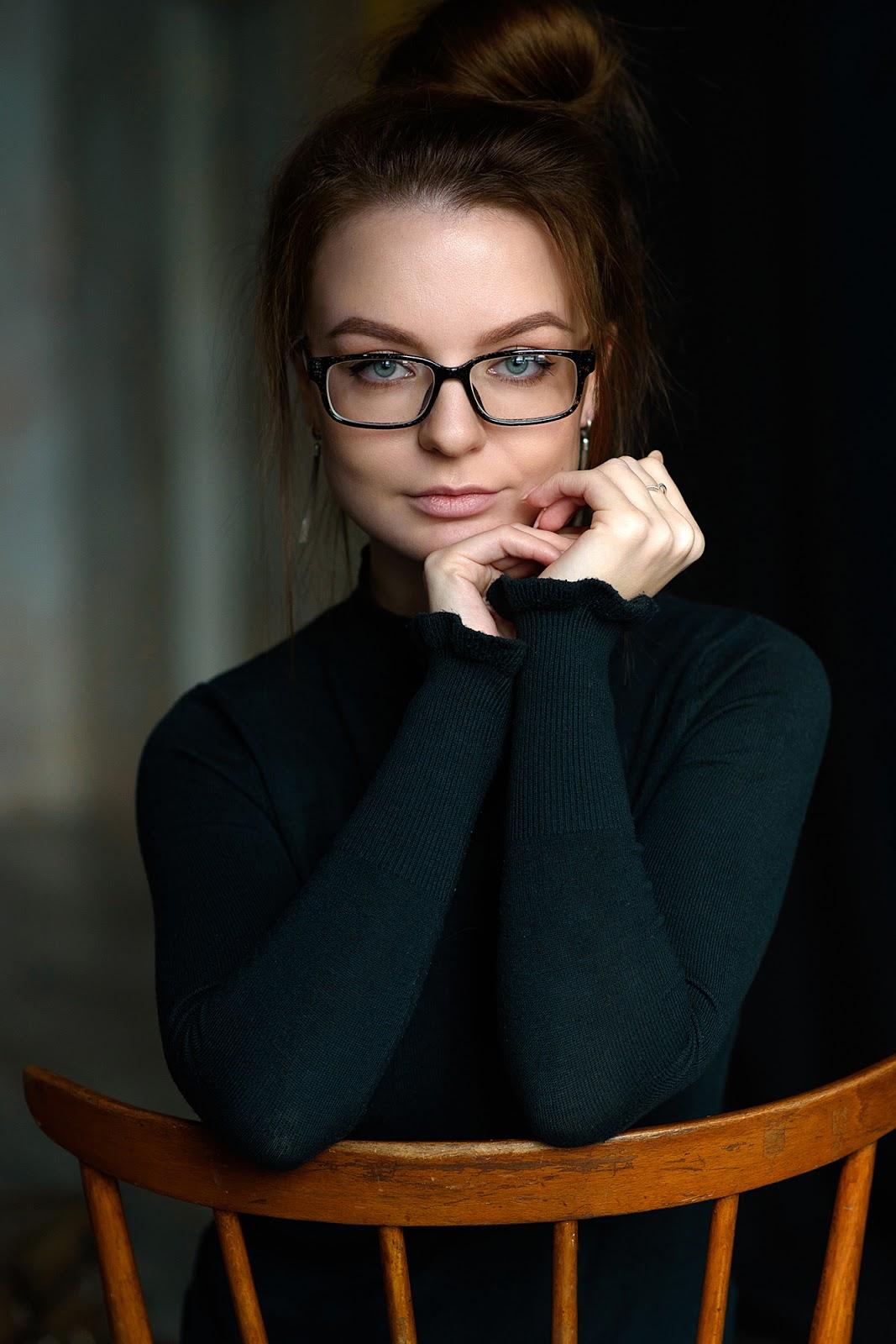 Ксения Азаренкова. Портрет