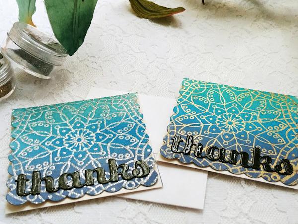 Mini Cards (Design 1 of 5)