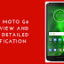 Motorola Moto G6 review and Specification