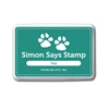 Simon Says Stamp Premium Dye Ink Pad TEAL