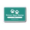 Simon Says Stamp Premium Dye Ink Pad TEAL