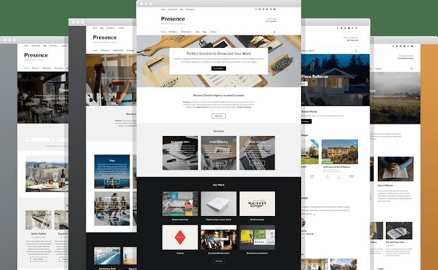 Tema WordPress dan Plugin
