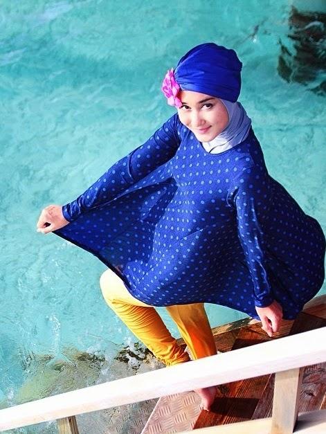 Koleksi Terbaru Baju Gamis Muslimah Karya Dian Pelangi