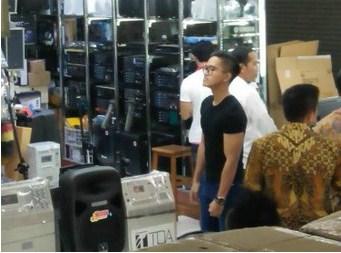 jokowi dan kaesang tidak dikawal