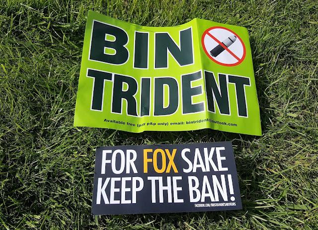 For Fox Sake Keep The Ban!