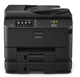 Epson WorkForce WF-4640DTWF Drivers Download
