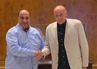 مرعي مديرا فنيا لسلة الاتحاد السكندري لمدة موسمين