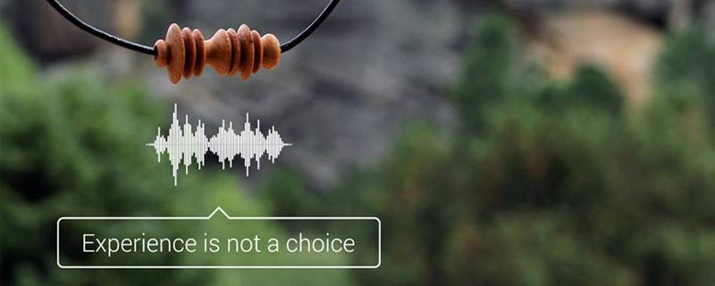 Tot-em convierte el sonido en una forma física