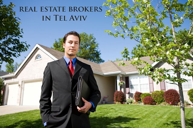 Real Estate Brokers In Tel Aviv