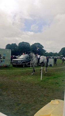 Ludwig Svennerstal Showjumping at Burgham Horse Trials