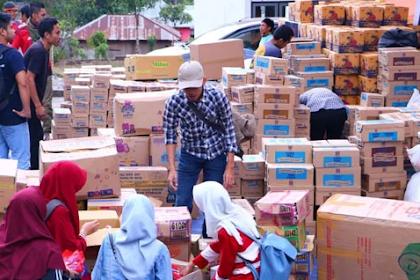Alhamdulillaah.. Paska Gempa 6,4SR Guncang Lombok, Fahri Hamzah Lakukan Ini