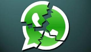 WhatsApp lento