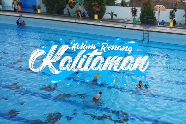 Kolam Renang Kalitaman