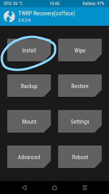 cara mudah install xposed installer + magisk xiaomi miui