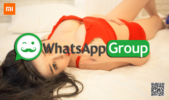 Whatsapp Adult Group Invite only on Redmi Apps