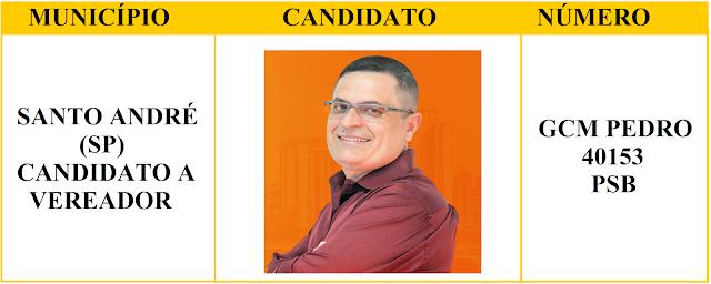 Eleições 2016 - Conheça os candidatos que têm o nosso apoio