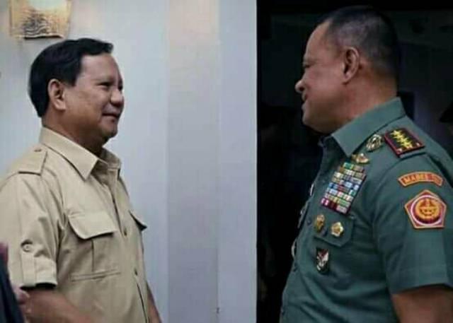 TNI Nobar Film G30S PKI, Prabowo Akan Dukung dan Siap Pasang Badan!