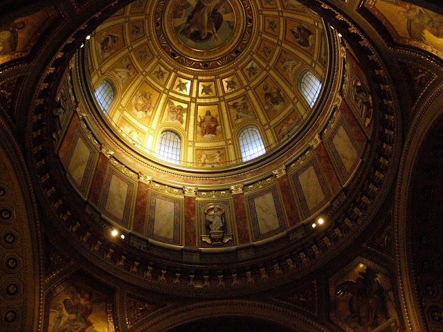 imensa cupola a catedralei
