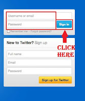 how to delete twitter account from computer