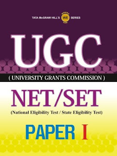 Click to buy TATA MCGRAW HILL's UGC NET GENERAL PAPER 1 Book