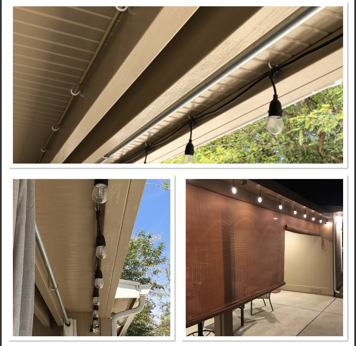Outdoor Patio Lights At Costco: Alumahangers