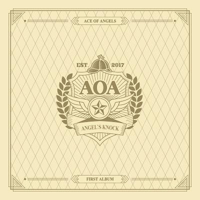 AOA - AOA 1st Album Angel's Knock