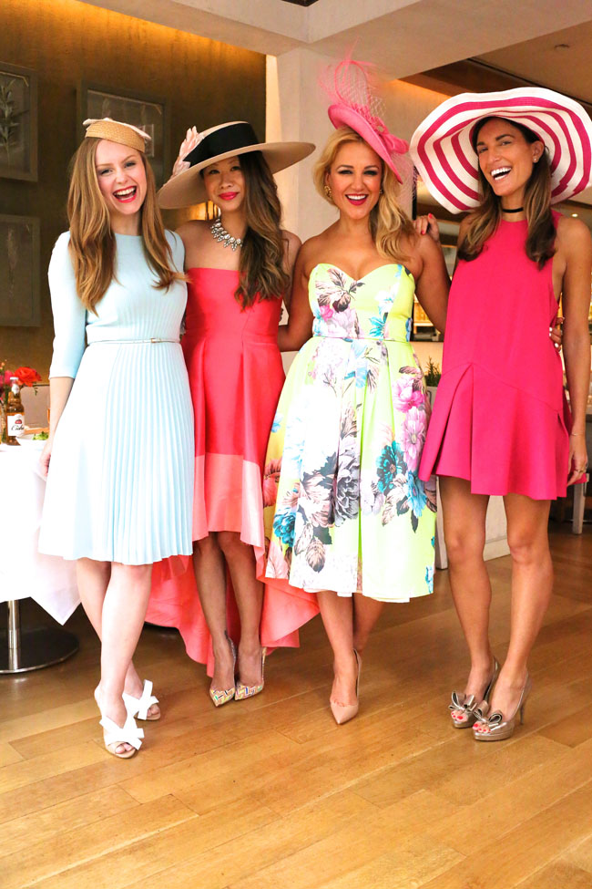Kentucky Derby Party Blogger Style With Stella Artois Cidre
