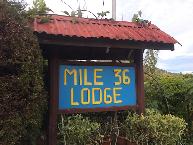 mile 36 lodge