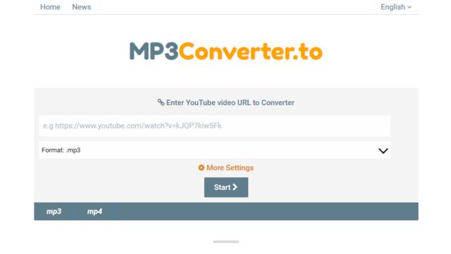 MP3 Converter - convert youtube ke mp3